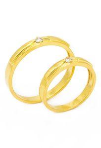 Vàng bạc Kim Linh chuyên Nhẫn cưới tại  - Marry.vn
