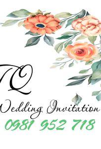 Thiệp cưới TQ chuyên Thiệp cưới tại Hà Nội - Marry.vn