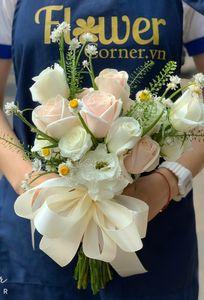 Flower Corner chuyên Hoa cưới tại Thành phố Hồ Chí Minh - Marry.vn