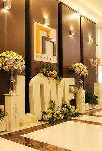 The Malibu Hotel Vũng Tàu chuyên Nhà hàng tiệc cưới tại Bà Rịa - Vũng Tàu - Marry.vn