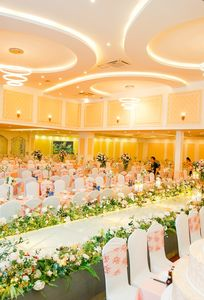NewDay Palace chuyên Nhà hàng tiệc cưới tại Hà Nội - Marry.vn
