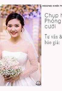 Chụp phóng sự cưới | Hoàng Khôi Production chuyên Chụp ảnh cưới tại TP Hồ Chí Minh - Marry.vn