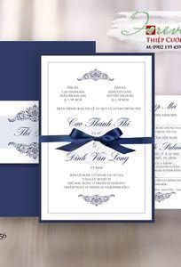Thiệp cưới Forever chuyên Thiệp cưới tại Thành phố Hồ Chí Minh - Marry.vn