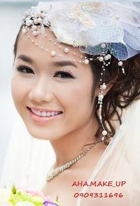 AHA Make Up chuyên Trang điểm cô dâu tại TP Hồ Chí Minh - Marry.vn