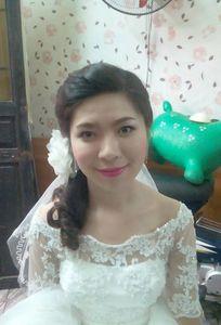 Make up Lệ Thu chuyên Trang điểm cô dâu tại  - Marry.vn
