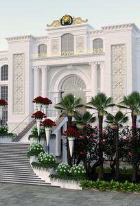 Trung tâm tiệc cưới Bảo Sơn Palace