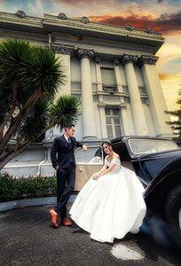 Nắng Wedding - Chụp Ảnh Cưới Đẹp Thủ Đức Dĩ An chuyên Chụp ảnh cưới tại TP Hồ Chí Minh - Marry.vn