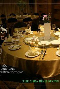 THE MIRA HOTEL chuyên Nhà hàng tiệc cưới tại Tỉnh Bình Dương - Marry.vn