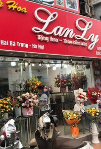 SHOP HOA LAN LY chuyên Xe cưới tại Thành phố Hà Nội - Marry.vn