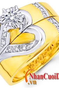 Vàng bạc Đá quý Phúc Thiện - PTJ chuyên Nhẫn cưới tại  - Marry.vn