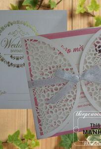 Thiệp wedding Invitations -Thiệp cưới nghệ thuật chuyên Thiệp cưới tại  - Marry.vn