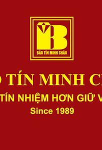 Công ty TNHH Vàng Bạc Đá Quý Bảo Tín Minh Châu chuyên Nhẫn cưới tại  - Marry.vn