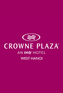 Logo crowne plaza west hanoi