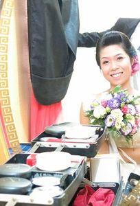 Kim Chi Makeup chuyên Trang điểm cô dâu tại  - Marry.vn