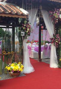 Trung tâm hội nghị tiệc cưới Mimi Palace chuyên Nhà hàng tiệc cưới tại TP Hồ Chí Minh - Marry.vn