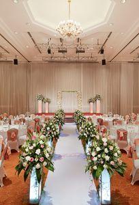 Sheraton Hanoi Hotel chuyên Nhà hàng tiệc cưới tại Hà Nội - Marry.vn