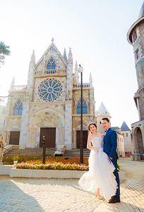 Ngoan Bridal chuyên Trang phục cưới tại Đà Nẵng - Marry.vn