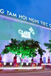 Mặt tiền Claris Palace