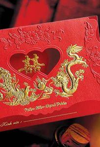 Công ty in Phong Bình chuyên Thiệp cưới tại Thành phố Hồ Chí Minh - Marry.vn