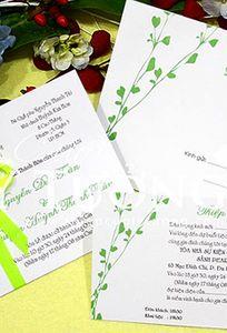 Thiệp cưới Mỹ Tường chuyên Thiệp cưới tại Thành phố Hồ Chí Minh - Marry.vn