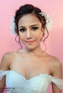 Dung Thùy make up chuyên Trang điểm cô dâu tại TP Hồ Chí Minh - Marry.vn