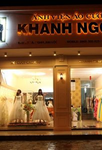 Ảnh viện áo cưới Khánh Ngọc chuyên Chụp ảnh cưới tại Quảng Nam - Marry.vn
