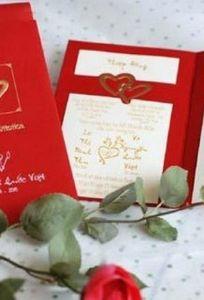 Thiệp cưới Tuấn Khanh chuyên Thiệp cưới tại Thành phố Đà Nẵng - Marry.vn