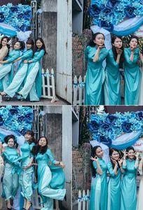 Áo Dài Phụ Dâu chuyên Trang phục cưới tại Thành phố Hồ Chí Minh - Marry.vn