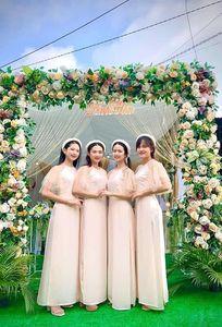 áo dài Thảo Nguyên Wedding