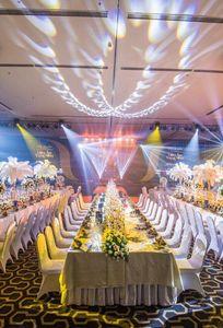 Trang trí tiệc cưới Gbrown Flower