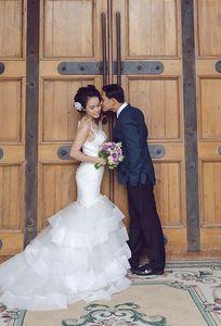 Touch Wedding & Bridal chuyên Trang phục cưới tại TP Hồ Chí Minh - Marry.vn