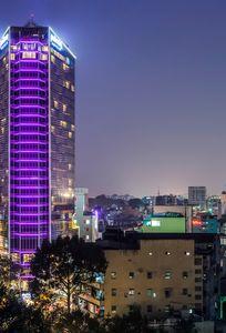 Tòa nhà Pullman Saigon Centre