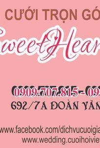 Sweet Hearts chuyên Chụp ảnh cưới tại TP Hồ Chí Minh - Marry.vn