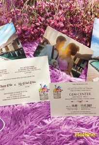 Thiệp Cưới Ý Tưởng chuyên Thiệp cưới tại Thành phố Hồ Chí Minh - Marry.vn