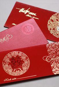 Thiệp cưới Uyển Khanh chuyên Thiệp cưới tại Thành phố Hồ Chí Minh - Marry.vn
