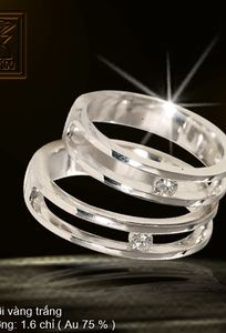 Trang sức Kim Tín chuyên Nhẫn cưới tại  - Marry.vn