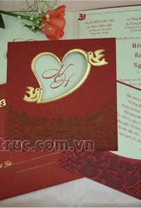 Thiệp cưới Mai Trúc chuyên Thiệp cưới tại Thành phố Hồ Chí Minh - Marry.vn