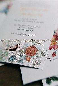 Aijin Print chuyên Thiệp cưới tại  - Marry.vn