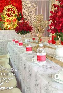 Dịch vụ trang trí tiệc cưới Thái Dương chuyên Wedding planner tại Tỉnh An Giang - Marry.vn