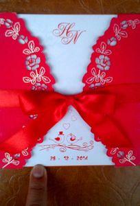 Thiệp cưới Song Hy chuyên Thiệp cưới tại  - Marry.vn