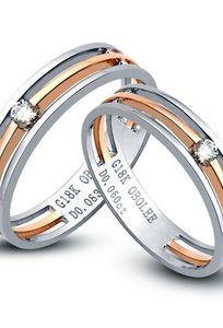 Vàng bạc Phú Quang chuyên Nhẫn cưới tại  - Marry.vn