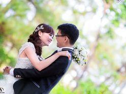 Ảnh cưới ngoại cảnh tổng hợp - BEN Photography - chụp ảnh cưới