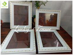 Bộ khung ảnh cưới 13x18cm để bàn-treo tường - Khung hình May Mắn_Lucky Frame