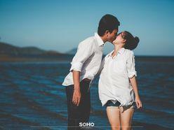 Ảnh cưới đẹp Nha Trang - Diamond Bay Resort - SOHO Studio
