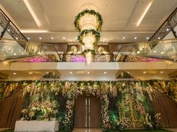 2. SẢNH TIỆC BABYLON GARDEN - Trung tâm tổ chức sự kiện & tiệc cưới CTM Palace