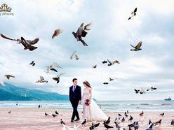 Album cưới biển Đà Nẵng - Jong APhuong wedding