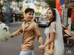 Ảnh cưới phong cách Hongkong cực chất - Luka Studio