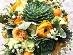 Bridal bouquet - Boho decor & more - Boho decor & more