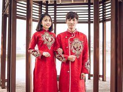 Áo dài cưới - CAMILE BRIDAL