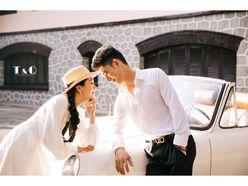 ĐÀ LẠT - Ảnh cưới theo phong cách cổ điển !! - STUDIO T&Q Wedding Đà Lạt